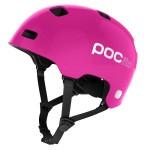 Велошолом POC POCito CRANE (Fluorescent Pink, M/L)