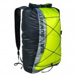 Рюкзак складной Sea to Summit Ultra-Sil Dry Day Pack Lime, 22 л