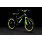 Велосипед Cube Cubie 160 black´n´green 2021 год