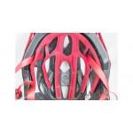 Шлем Lynx Chamonix, Black Red, M (55-58) см