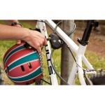 Замок велосипедный ABUS 215/185 lime Multicombiloop 215