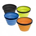 Чашка складная SEA TO SUMMIT X-Cup (Lime)