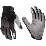 Велосипедные перчатки POC Resistance Pro Dh Glove (Uranium Black, L)