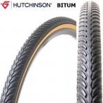 Покрышка Hutchinson BITUM 700х38С TT WB Black/Tan sidewall