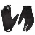 Перчатки велосипедные POC Resistance Enduro ADJ Glove (Black/Blue, L)