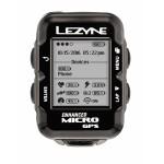 Велокомпьютер с GPS LEZYNE MICRO GPS HRSC LOADED +Пульсометр +Каденс