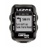 Велокомпьютер с GPS LEZYNE MICRO GPS HR LOADED +Пульсометр