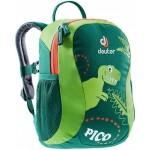 Детский рюкзак DEUTER PICO, alpinegreen-kiwi
