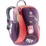 Детский рюкзак DEUTER PICO, plum-coral
