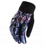 Женские вело перчатки TLD WMN'S LUXE GLOVE [SNAKE MULTI]