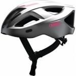 Велошлем ABUS ADURO 2.1 Gleam Silver L (58-62 см)