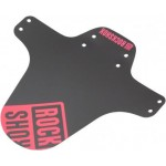 Переднее крыло Rock Shox MTB Fork Fender Black with Neon Pink Print