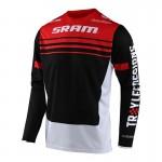 Джерси TLD Sprint Jersey, [FORMULA SRAM RED / BLACK]