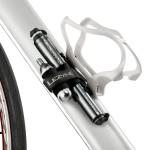 Насос-тригер Lezyne Pressure Drive CFH, сірий