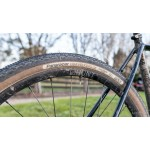 Покришка Panaracer GravelKing SK Plus, 700x35C, Black/Brown