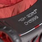 Сумка на колесах Osprey Sojourn 60 Hoodoo Red - O/S