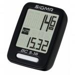 Велокомп'ютер Sigma Sport BC 5.16