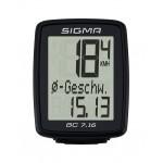 Велокомпьютер Sigma Sport BC 7.16 ATS